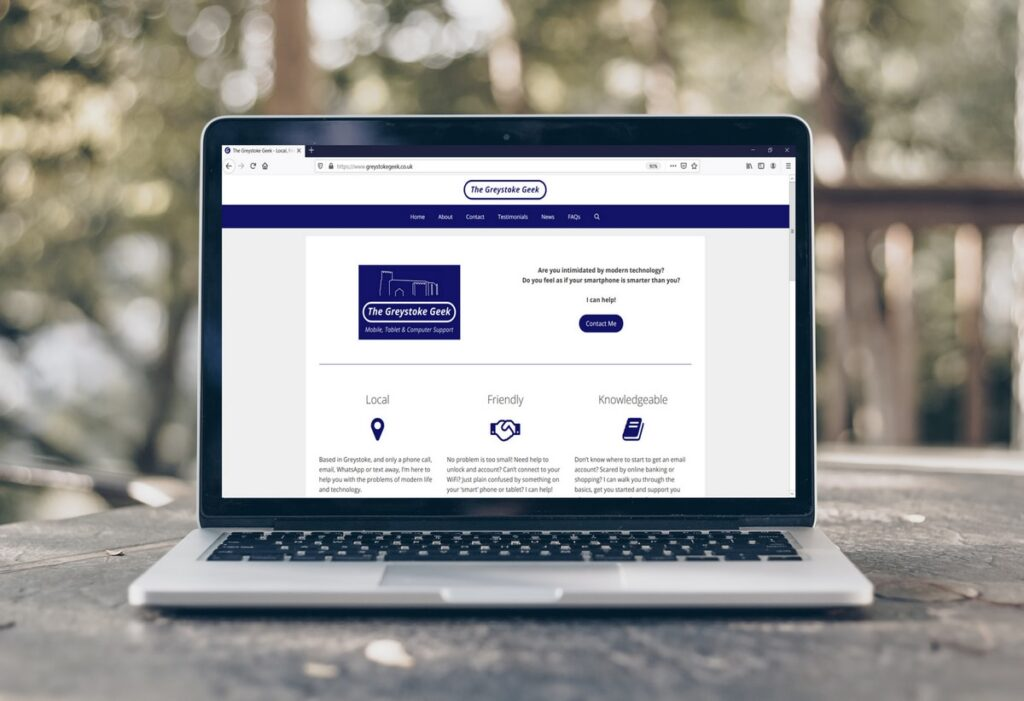 Greystoke Geek Home Page