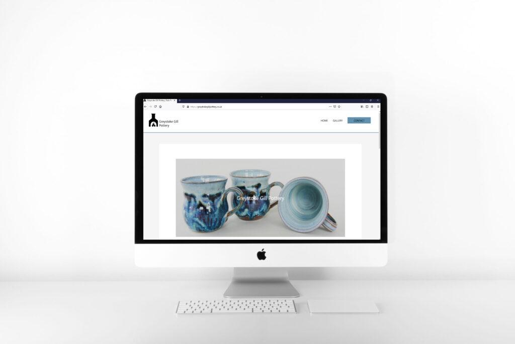 Greystoke Gill Pottery Home Page