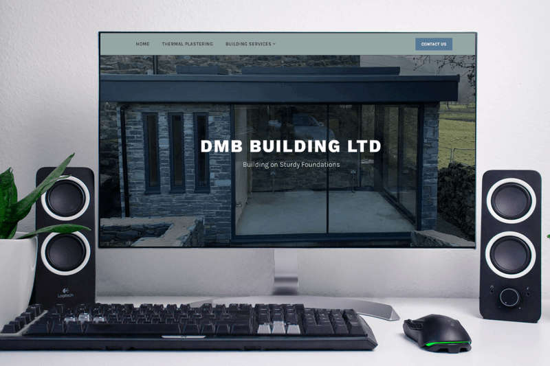 DMB Building Ltd Home Page